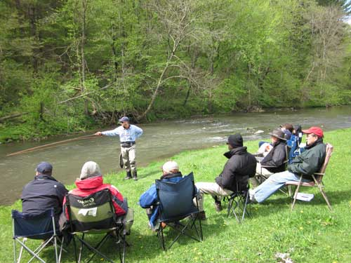 lessons & events - chicago fly fishing outfitters | chifly, Fly Fishing Bait