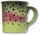 1816/Abstract-Stoneware-Mugs-Rainbow-Trout