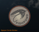 4036/Fishpond-Speyer-Circle-Sticker