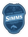 4049/Simms-Trademark-Decal