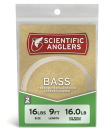 4454/Scientific-Anglers-Bass-Leader-2-Pack