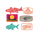 4617/Fishpond-Saltwater-Sticker-Bundle