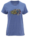 4724/Simms-Womens-Larko-Brown-Trout-T-Shirt