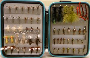 60 Trout Fly Assortment - SALE