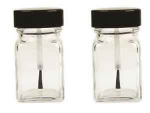 Applicator Jar with Brush