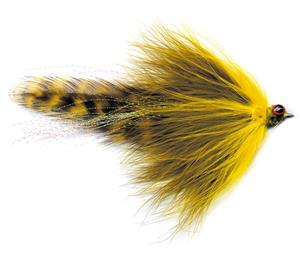 Pike-A-Bou Deceiver Olive