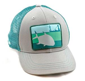 Rep Your Waters BTT Permit Collab Hat