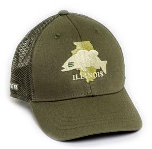 Rep Your Waters Illinois Smallmouth Hat