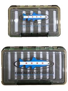 ChiFly Logo Waterproof  Fly Boxes