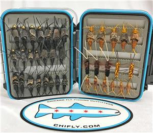 ChiFly Premo Stone Fly Nymph Box