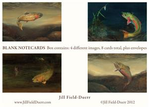 Note Cards - Jill Field-Duerr Set 1