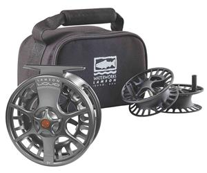Lamson Liquid 3-Pack Fly Fishing Reel and Spools