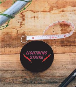 Lightning Strike Tape Measure