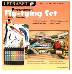 ProMarker Fly Tying Set