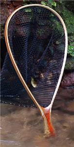 Brodin Pro Trout Net - Cocobolo Handle