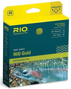 Rio gold lines leaders etc chicago fly fishing for Chicago fly fishing outfitters