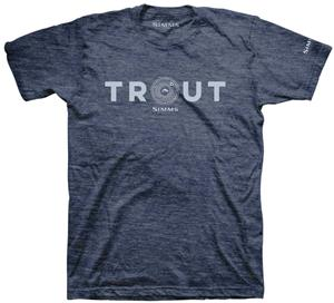 Simms Reel Trout T Shirt