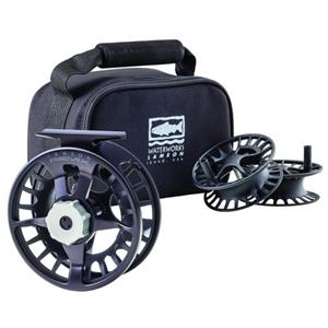 Lamson Remix 3 Pack Fly Fishing Reel and 2 Spools
