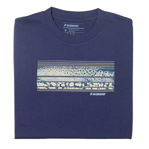 Sage Riparian Strata Tee - Long Sleeve