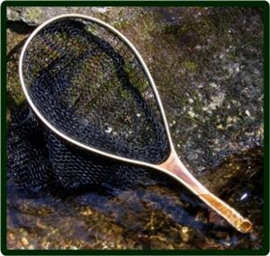 Brodin Streambase Trout Net
