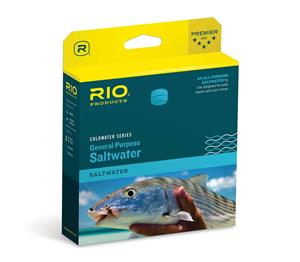 Rio General Purpose Saltwater Line - Coldwater Series