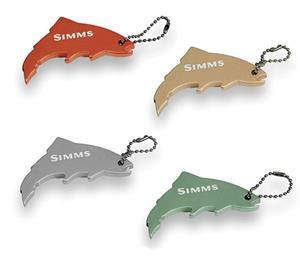 Simms Thirsty Trout Key Chain Bottle Opener