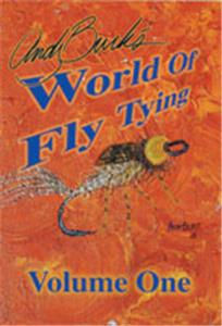 Andy Burk's World of Fly Tying Vol 1
