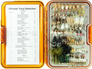 Umpqua - UPG Ultimate Trout Selection