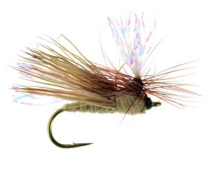 Crystal Flash Caddis - Multiple Colors