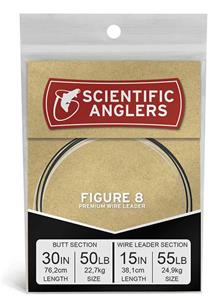 Scientific Anglers Figure 8 Leader