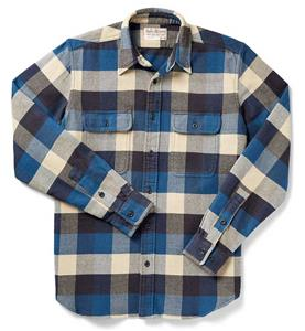 Filson Vintage Flannel Work Shirt