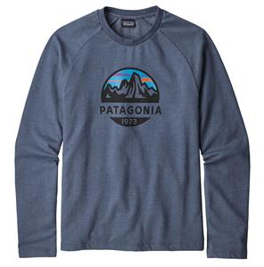 Patagonia Fitz Roy Scope LW Crew Sweatshirt