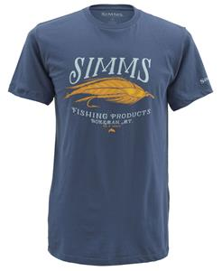 Simms Legacy Streamer SS Tee