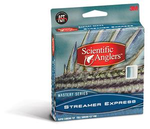 Scientific Anglers Mastery Series Streamer Express Clear Tip