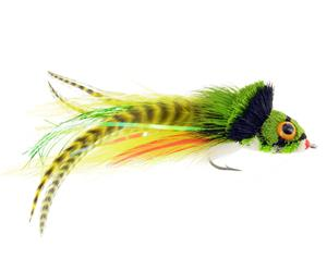 Diving Pike Fly - Frog