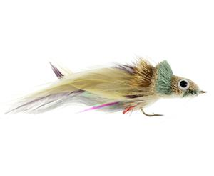 Diving Pike Fly - Shad