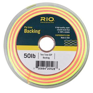 Rio Two Tone GSP 50lb Backing