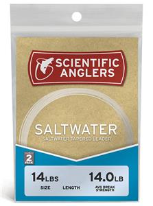 Scientific Anglers Saltwater Leader 2 Pack