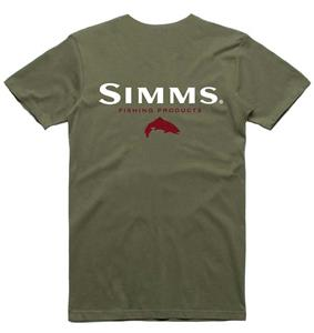 Simms Trout T-Shirt