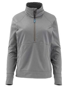Simms Womens Madison Fleece Popover