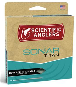 2f3083905b Scientific Anglers Sonar Titan Hover / Sink 2 / Sink 4 Fly Line ...