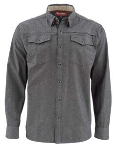 Simms Stillwater Chambray LS Shirt