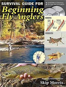 Survival Guide For Beginning Fly Anglers w 2 DVD