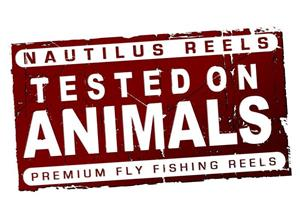 Nautilus Tested On Animals Decal