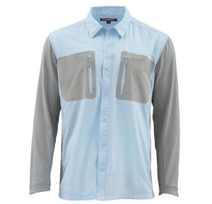 Simms Tricomp Cool Fishing Shirt
