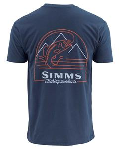 Simms Weekend Trout SS T