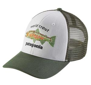 Patagonia World Trout Fishstitch Trucker