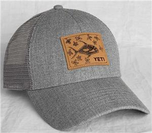 Yeti Permit in Mangroves Patch Trucker